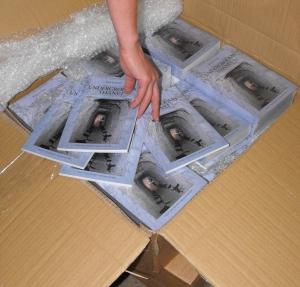 Underground Thanet book arrives
