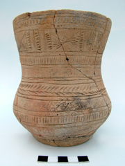 Early Bronze Age Beaker Vessel